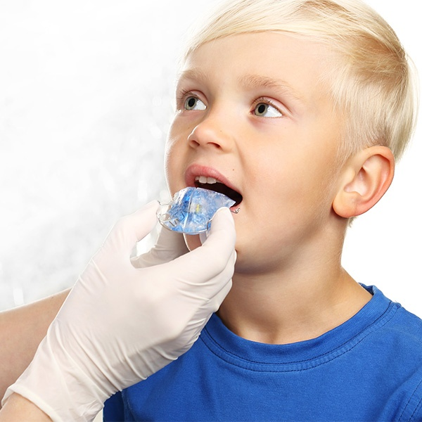 childrens braces dentist gold coast